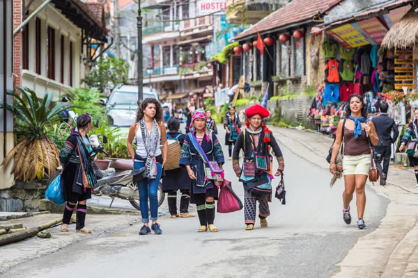 Sapa by bus 2 days/1 night