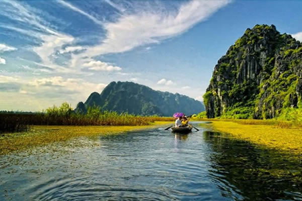 Ninh Binh - Van Long - Thung La - Kenh Ga hot spring